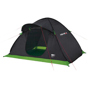 High Peak Swift 3 Tente, phantom/green